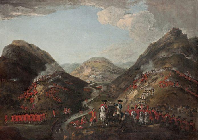 battle of glenshiel