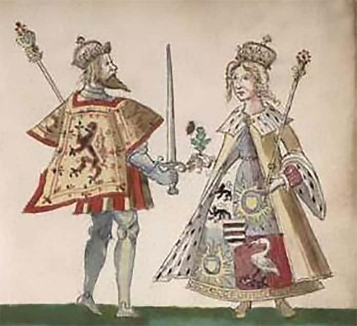 elizabeth de burgh