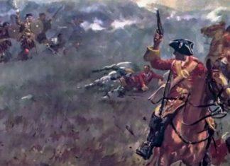 battle of falkirk 1746