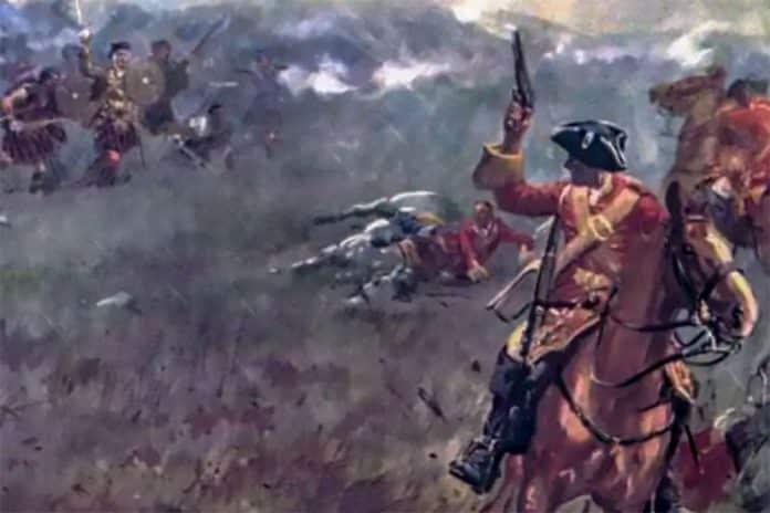 battle of falkirk muir