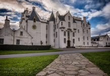 siege of blair castle