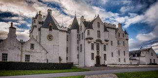 siege of blair castle