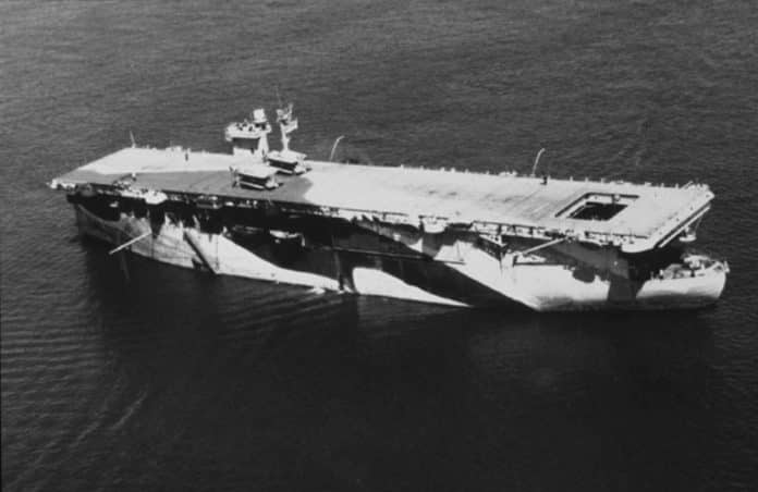 HMS Dasher
