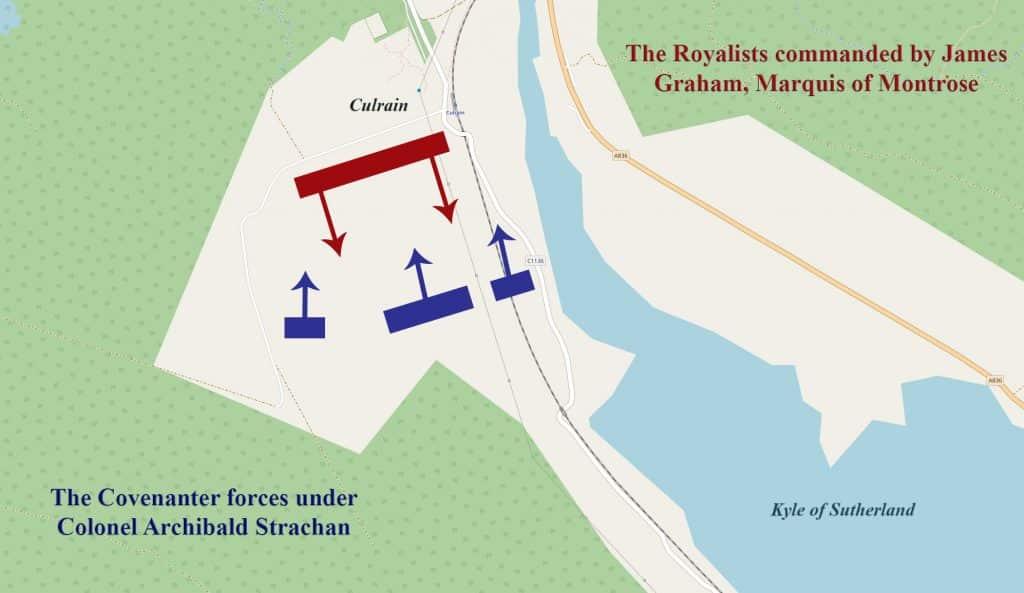 battle of carbisdale